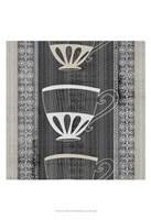 Cup Of Tea III Framed Print