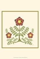 Flourishing Blossoms IV Fine Art Print