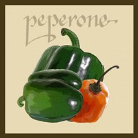 Italian Vegetable IV Fine Art Print