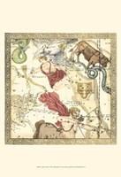 Zodiac Chart II Fine Art Print