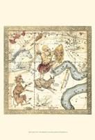 Zodiac Chart IV Fine Art Print