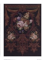 "Floral Bouquet Tapestry by Riddle and Co. LLC - 6"" x 8"""