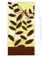 Dragonfly Whimsey II Fine Art Print