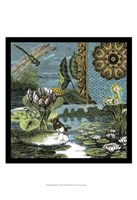 Mythology II Framed Print