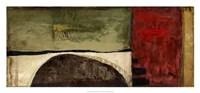 """Urban Loft Panel II by Jennifer Goldberger - 32"""" x 15"""""""