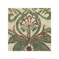 "Textured Tapestry I by Chariklia Zarris - 22"" x 22"" - $45.49"