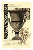 """Transitional Sepia Urn II by Vision Studio - 20"""" x 30"""""""