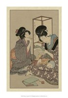 Women Of Japan II Giclee