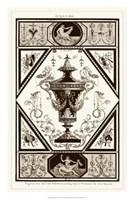 Sepia Pergolesi Urn I Giclee