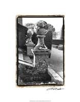 """Italian Garden I by Laura Denardo - 16"""" x 20"""""""