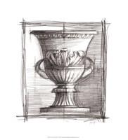 "Classical Elements II by Ethan Harper - 18"" x 20"""