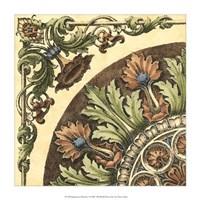 "Renaissance Elements I by Vision Studio - 14"" x 14"", FulcrumGallery.com brand"