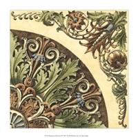 """Renaissance Elements II by Vision Studio - 14"""" x 14"""""""
