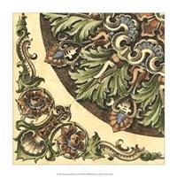 "Renaissance Elements III by Vision Studio - 14"" x 14"", FulcrumGallery.com brand"