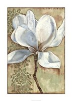 "Magnolia Majesty I by Jennifer Goldberger - 30"" x 42"", FulcrumGallery.com brand"