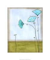 """Minna's Garden II by June Erica Vess - 20"""" x 24"""""""