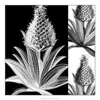 Pop Pineapple I Framed Print