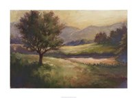 """Foothills Of Appalachia I by Ethan Harper - 42"""" x 30"""", FulcrumGallery.com brand"""