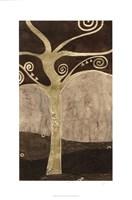 "Sylvan Spirals I by June Erica Vess - 20"" x 30"""
