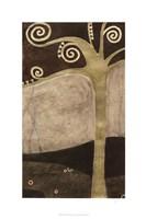 """Sylvan Spirals II by June Erica Vess - 20"""" x 30"""""""