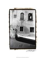 "Graceful Gondola by Laura Denardo - 16"" x 20"""