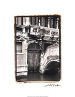 Venetian Doorway Giclee