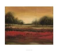 "Mcintire Grove I by Gerard Paul Deshayes - 30"" x 24"", FulcrumGallery.com brand"