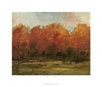 """Auburn Vista II by Gerard Paul Deshayes - 20"""" x 16"""""""