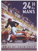 24H Du Mans Fine Art Print