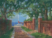 Harbor View Fine Art Print