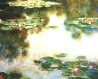 Water Landscape by Claude Monet - various sizes
