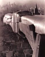 "New York - Chrysler Eagle by Gerard Paul Deshayes - 8"" x 10"""