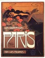 """Villa - Los Cigarellos by Gerard Paul Deshayes - 8"""" x 10"""""""
