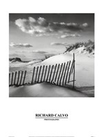 Sand & Snow Fine Art Print