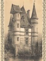 Bordeaux Chateau I Fine Art Print