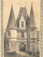 Bordeaux Chateau II Fine Art Print
