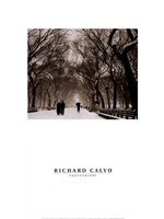 "Central Park by Richard Calvo - 18"" x 24"" - $22.99"