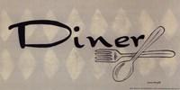 Diner Fine Art Print