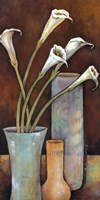 "10"" x 20"" Calla Lily Pictures"