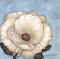 """Persevere In Blue by Annie Lapoint - 12"""" x 12"""""""