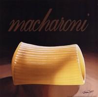 Macharoni Fine Art Print