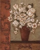 "Copper Intaglio I by Charlene Winter Olson - 8"" x 10"""