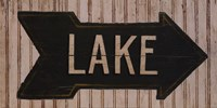 To The Lake Fine Art Print