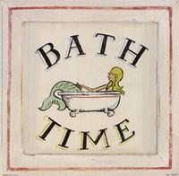 Bathtime II Fine Art Print