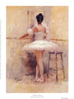 Ballet Barre Fine Art Print