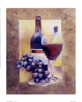 Smooth Red Wine Fine Art Print