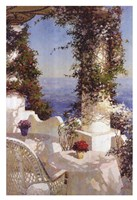 Positano Seascape Fine Art Print