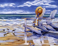 Seaside II Fine Art Print