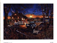 "Aaron B. Faulkner - The General Store by Aaron Faulkner - 7"" x 5"""