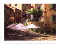 Villa Garzon Fine Art Print